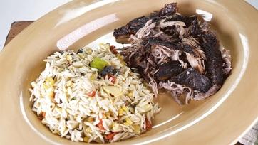 Puerto Rican Style Roast Pork: Pernil: Part 1