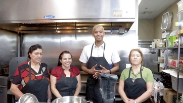 On Location: Chef Roble Visits Abuela Tacos in Las Vegas