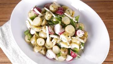 Summer Potato Salad: Part 1