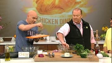Grilled Chicken Paillard- Part 2