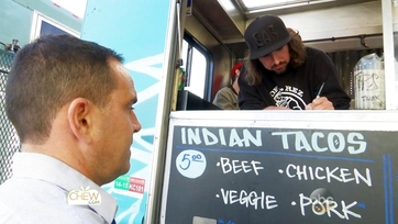 On Location: Off the Rez Food Truck