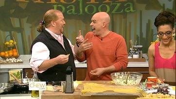 Asparagus and Ricotta Ravioli, Part 2