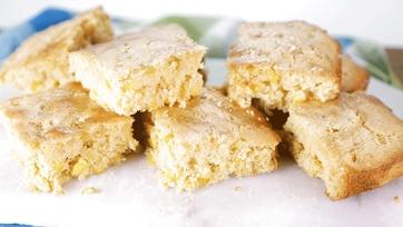 Honey Roasted Cornbread: Part 1
