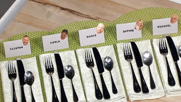 Alphabet Soup Place Cards