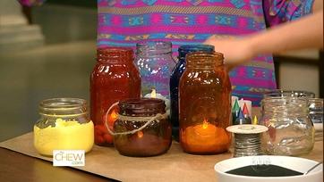 Clinton\'s Craft Corner: More Mason Jar Crafts