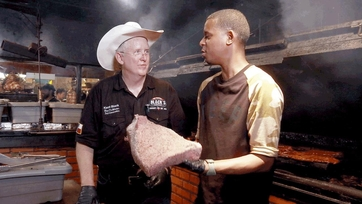On Location: Chef Roble & the Best BBQ