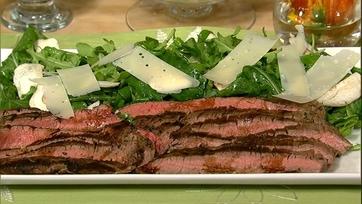 Grilled Beef Tagliata Part 1