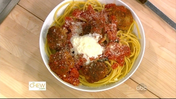 Little Italy Spaghetti and Meatballs