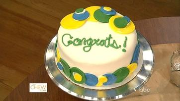 Carla\'s Vanilla Cake