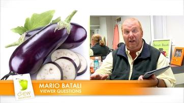 Mario\'s Tip: Eggplant!