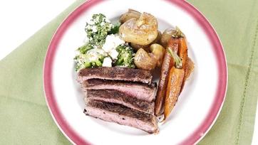 Michael Symon\'s Blue Plate Special Recipe: Part 1