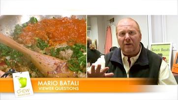 Mario\'s Tip: Pork Sausage