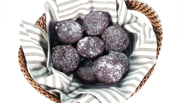 Daphne Oz's Sweet Potato Brownie Bites Recipe