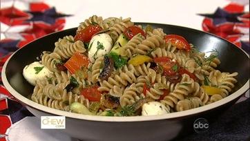 Perfect Pot;uck Pasta Salad