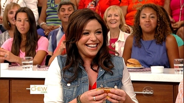Catching up with Rachael Ray!
