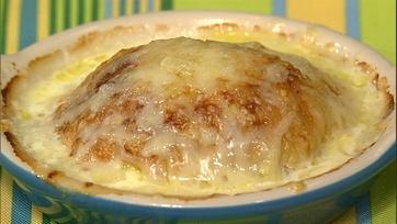 Jason Roberts\' French Onion Souffle!