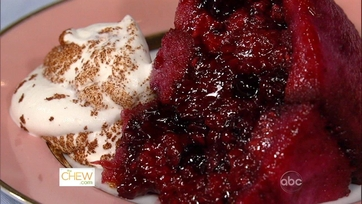 Carla\'s Summer Berry Pudding