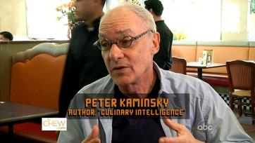 Daphne Visits Chef Peter Kaminsky!