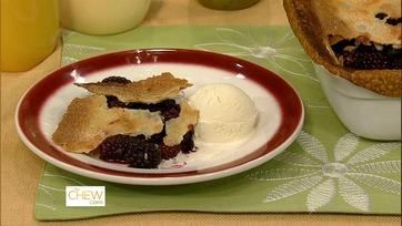 Carla\'s Blackberry Pot Pie!