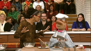 The Swedish Chef helps Carla Make her Famous Mousse