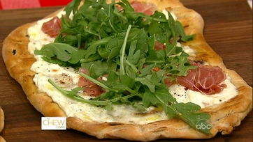Clinton and Carla\'s Grilled Pizza!