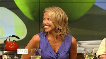 Catching up with Katie Couric!