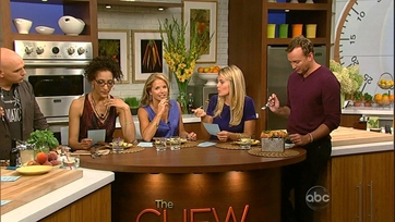 Celebrity Egg Timer with Katie Couric!