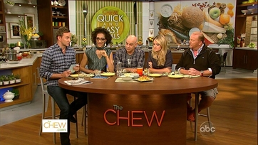 Eat and Tweet: Co-hosts Make Your Recipes!