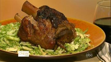 Michael\'s Braised Pork Shanks