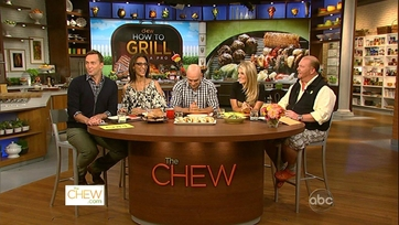 Chat N\' Chew: Get Grilling