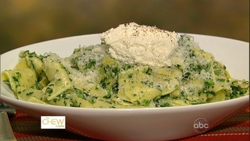 Dish of the Day: Broccoli Rabe Pesto