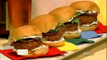 Michael\'s 5 in 5: Spicy Sausage Sliders
