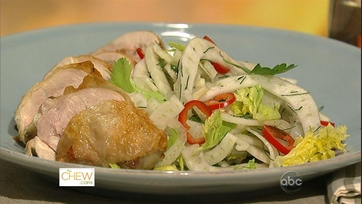 Dish of the Day: Stuffed Chicken