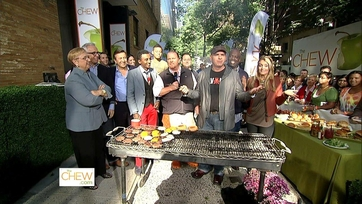 The Chew Book Block Party, Part 2!