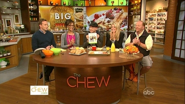 Chat N\' Chew: National Pancake Day