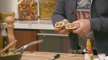 Tailgate Tips: Michael's SF Mission-Style Breakfast Burrito Bar Recipe