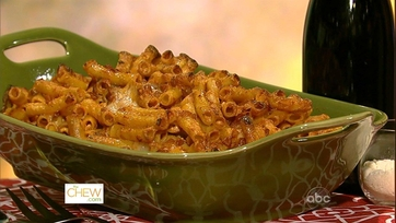 Dish of the Day: Cheesy Baked Pasta