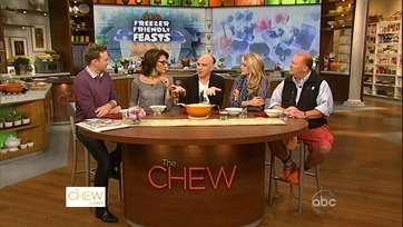 Chat N\' Chew: Food Debates