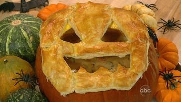 Carla\'s Pumpkin Pot Pie