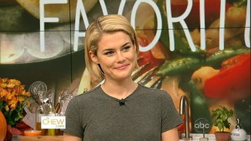 Chatting with Rachael Taylor!