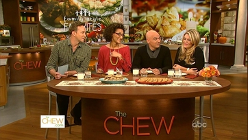 Chat N\' Chew: Family Dinner
