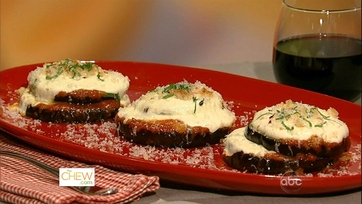 Dish of the Day: Eggplant Stacks