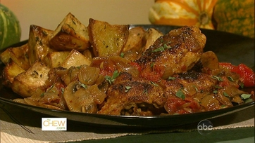 Dish of the Day: Chicken Cacciatore