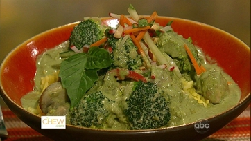Daphne\'s Green Curry