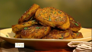 Dish of the Day: Pumpkin Fritters