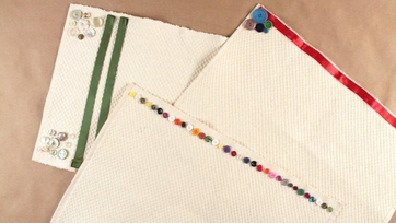 Jazz Up Your Old Place Mats