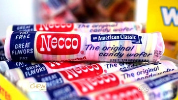 How Necco Wafers are Made!