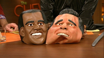 Last Bites: Presidential Halloween Costumes