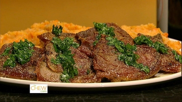 Dish of the Day: Filet with Vegetable Mash