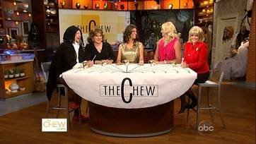 The Chew Crew Takes on The View Ladies